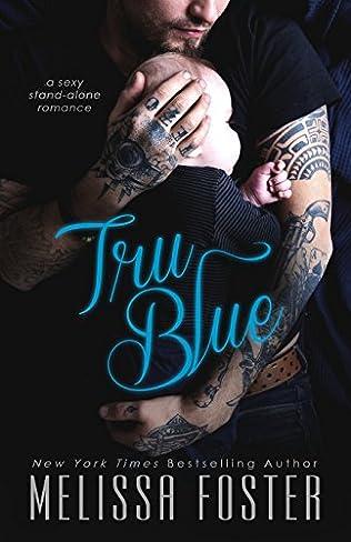 book cover of Tru Blue
