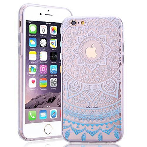 Smart Legend Cover iPhone 6 6s, iPhone 6 Case Decoro in Stile Mandala