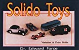 img - for Solido Toys book / textbook / text book