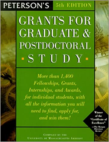 Grants for Grad & Post-Doc Study 5th ed (GRANTS FOR GRADUATE