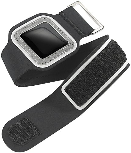 Xcase Oberarm-Sport-Armband für iPod nano 6G, spritzwassergeschützt