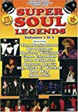 Super Soul Legends Volumes 1 & 2