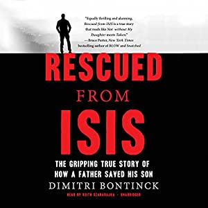 Rescued from ISIS Audiobook