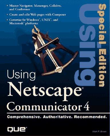 using-netscape-communicator-4-special-edition-using