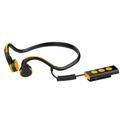 Four Auriculares Inalámbricos De Conducción Ósea Auriculares Bluetooth A Prueba De Sudor con Movimiento De Micrófono