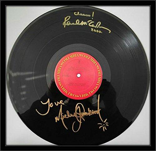 Michael Jackson Autographs - 4