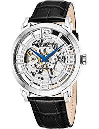 Men's 165B2.331554 Winchester 44 Automatic Skeletonized Silver Dial Watch
