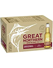 Great Northern Original Lager Beer Case 24 x 330mL Bottles