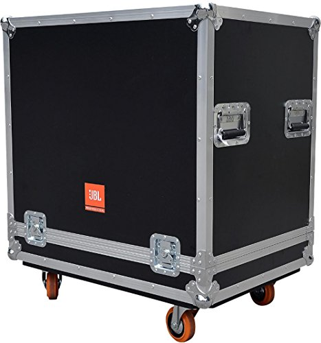 JBL Bags Flight Case - Holds 1 PRX818XLFW by JBL Bags
