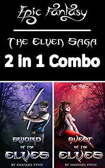 Epic Fantasy Elven Combo Sword ebook product image