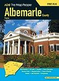 img - for ADCS Street Atlas Albemarle County, Virginia book / textbook / text book