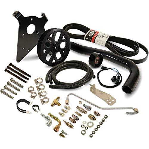BD Diesel 1050476 Venom Dual Fuel Kit Incl. CP3 Kit/Bracket/Pulley/Fuel Line/Belt/Fittings/Adapter/Hardware w/o Pump Venom Dual Fuel Kit