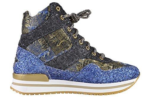 2Star Gold Donna di Scarpa Tessile Blu Scarpe 41 Tela g1Zwgqp