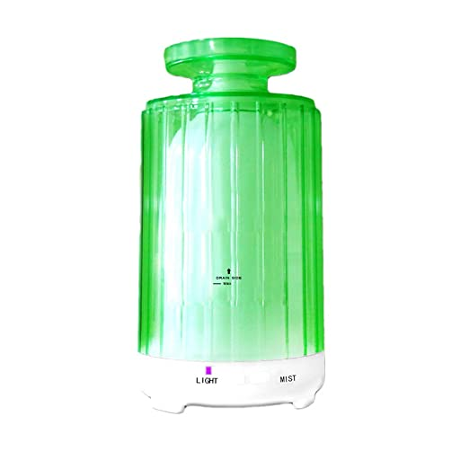VORCOOL Mini Portable Aroma Difusor 200 ML Humidificador ...