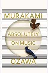 Absolutely on Music Hardcover