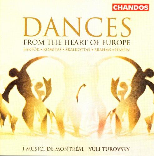- Skalkottas: 36 Greek Dances (Excerpts) / Haydn: 12 German Dances / Bartok: Romanian Folk Dances