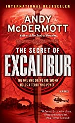 The Secret of Excalibur: A Novel (Nina Wilde & Eddie Chase series Book 3)