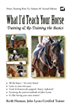 What I'd Teach Your Horse: Training & Re-Training the Basics (Horse Training How-To Book 8)