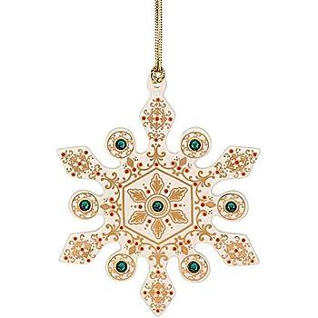 Amazon.com: Lenox Christmas China Ornaments 2012 China ...