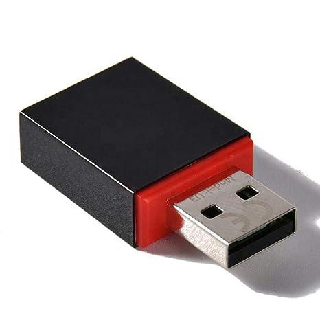 Nishci Adaptador WiFi USB, Tarjeta de Red inalámbrica de ...