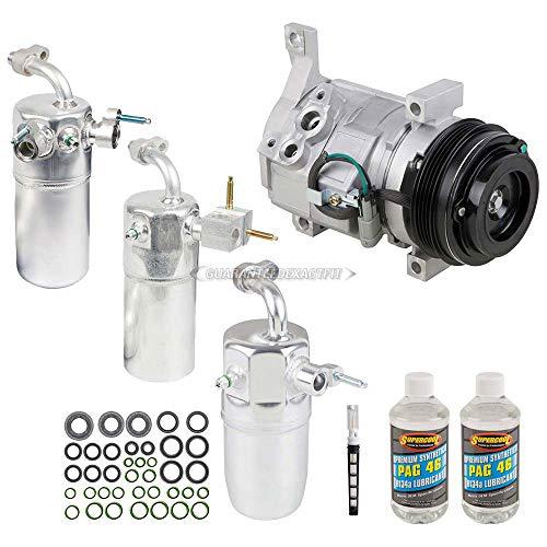 AC Compressor w/A/C Repair Kit For Chevy Tahoe & GMC Yukon XL 1500 - BuyAutoParts 60-80472RK New