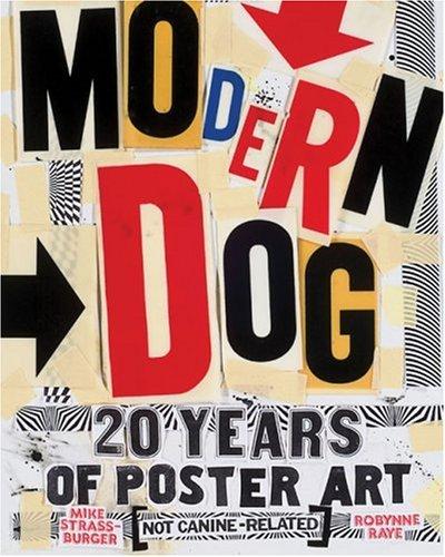 Read Online Modern Dog: 20 Years of Poster Art PDF