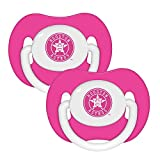 Baby Fanatic Pacifier, Houston Astros, 2-Count