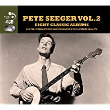 Pete Seeger -  Vol. 2: 8 Classic Albums (4Cd)