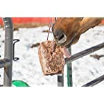 REDMOND - Rock on a Rope Unrefined Salt Rock for Horses 3 to 5 lbs (3 Pack) 10