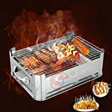 Multi-function Stainless Steel Fish Grill Oven Out Door Grill Oven Camp Grill Fu