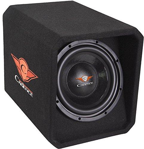 Cadence QUBE10VP Qube 10 VP 25, 4 cm passivo Qube ventilato box 4cm passivo Qube ventilato box Cadence Acoustics Ltd