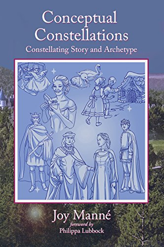 Conceptual Constellations: Constellating Story and Archetype (The Constellated Field Book 2) (English Edition)