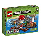 LEGO Mine Craft The Mushroom Island 21129 Building Kit, 247 Pieces