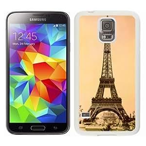 SevenArc Eiffel Tower Samsung Case For Samsung Galaxy S5 I9600