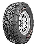 general tires 17 - General Grabber X3 All-Terrain Radial Tire - LT265/70R17/10 118Q
