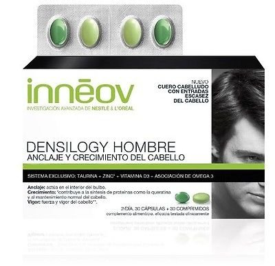 Inneov Densilogy Hombre Pack 1 mes, 60 capsulas