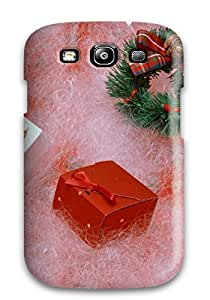 Crystal R Martin Fashion Protective Christmas 86 Case Cover For Galaxy S3