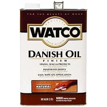 Watco Danish Oil Natural 1 Gl