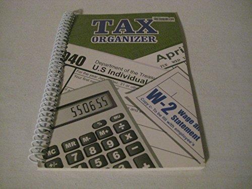 Tax Organizer Book by Big Lots