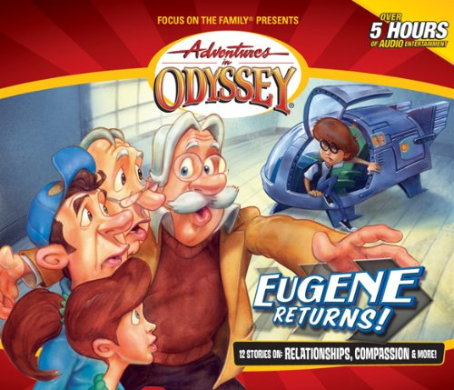 Eugene Returns! (Adventures in Odyssey) by Tyndale Entertainment