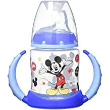NUK Disney Learner Cup with Silicone Spout, Mickey Mouse, 5-Ounce