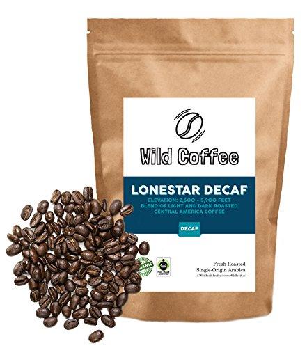wild coffee lonestar decaf