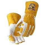 Black Stallion GM1611-WT Cowhide MIG Glove with