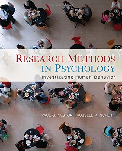 Research Methods in Psychology: ...