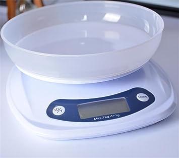 NWYJR bilancie Electrónicas de la Cocina Multifuncional Báscula de Cocina de kg. para los monili