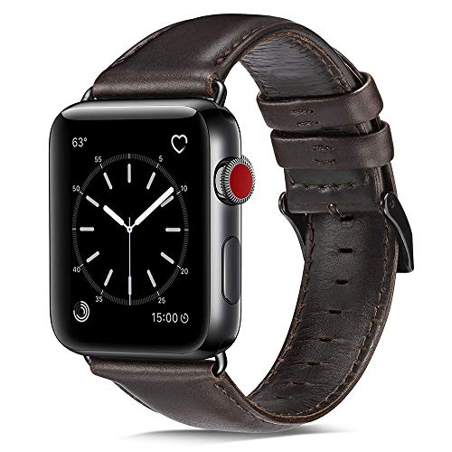 OUHENG Compatible with Apple Watch Band 42mm 44mm