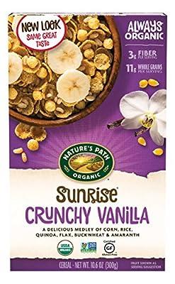 Nature's Path Crunchy Vanilla Sunrise, 10.6 Ounce