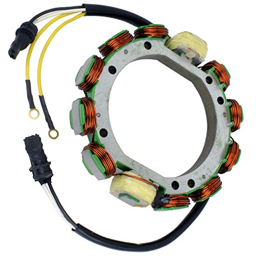 CALTRIC STATOR Fits OMC JOHNSON EVINRUDE OUTBOARD 0582867, 0582497, 0583104 (Johnson Evinrude Omc Stator)