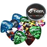 Tiger Music GAC14  10 Guitar Picks wi...