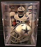 Dallas Cowboys NFL Helmet Shadowbox w/ Ezekiel